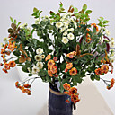 tanie Sztuczne kwiaty-Sztuczne Kwiaty 1 Gałąź Styl nowoczesny Wieczne Kwiaty Bukiety na stół