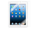 baratos Capinhas para iPhone-Protetor de Tela Apple para iPad 4/3/2 PET 1 Pça. Protetor de Tela Frontal Ultra Fino