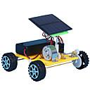 hesapli Güneş Enerjili Küçük Aletler-Güneş Enerjili Oyuncaklar Gemi Güneş Enerjisi ile çalışır Kendin-Yap ABS Çocuklar için Genç Erkek Genç Kız Oyuncaklar Hediye