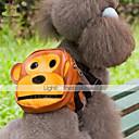 זול אביזרים ובגדים לכלבים-כלב תרמיל בגדים לכלבים אנימציה בד תחפושות עבור חיות מחמד בגדי ריקוד גברים בגדי ריקוד נשים חמוד