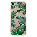 abordables Coques d'iPhone-Coque Pour Apple iPhone 6 iPhone 7 Plus iPhone 7 Ultrafine Motif Coque Arbre Flexible TPU pour iPhone 7 Plus iPhone 7 iPhone 6s Plus