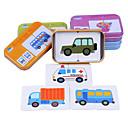 preiswerte Puzzles-Bildungsspielsachen Neuartige Hölzern Jungen Mädchen Spielzeuge Geschenk