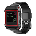 cheap Galaxy S Series Cases / Covers-Watch Band for Fitbit Blaze Fitbit Sport Band Silicone Wrist Strap