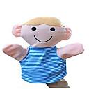 preiswerte Marionetten und Handpuppen-Fingerpuppen Neuartige Textil Baumwolle Kinder Mädchen Spielzeuge Geschenk 1 pcs