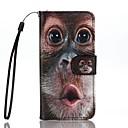 tanie Etui do iPhone-Kılıf Na Apple iPhone 7 Plus iPhone 7 Etui na karty Portfel Z podpórką Flip Wzór Pełne etui Zwierzę Twarde Skóra PU na iPhone 7 Plus