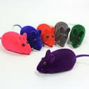 hesapli Kedi Oyuncakları-Çiğneme Oyuncağı İnteraktif Ses Çıkaran Oyuncaklar Ses Çıkaran Mouse Silgi Uyumluluk Kedi Oyuncağı Köpek Oyuncağı