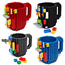 cheap Mugs-Drinkware Plastics Coffee Mug Travel Mugs BPA Free 1pcs