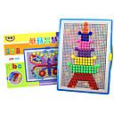 ieftine Costume Moș-KEAIHAO Lego Puzzle 3D Puzzle 600 pcs Ciupercă compatibil Legoing Creative Cool Novelty Clasic & Fără Vârstă Șic & Modern Desen animat Băieți Fete Jucarii Cadou / Reparații / Jucării Educaționale