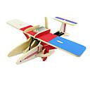رخيصةأون Lenovo أغطية / كفرات-ألعاب الطاقة الشمسية النماذج الخشبية المقاتل تعمل بالطاقة الشمسية إبداعي حداثة خشب للأطفال للبالغين للصبيان للفتيات ألعاب هدية