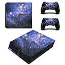 رخيصةأون اكسسوارات PS4-B-SKIN PS4 pro لاصق من أجل PS4 ، حداثة لاصق PVC 1 pcs وحدة