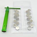 preiswerte Backzubehör & Geräte-Backwerkzeuge Aluminium / Edelstahl Umweltfreundlich / nicht-haftend Kuchen / Plätzchen / Obstkuchen Dessert Dekorateure 1set