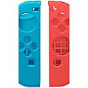 tanie Nintendo Switch: akcesoria-Załączniki Na Przełącznik Nintendo ,  Przenośny / a Załączniki Silikonowy jednostka
