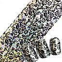 tanie Makijaż i pielęgnacja paznokci-1pcs Naklejki 3D na paznokcie Szablon tłoczenia paznokci Codzienny Modny Wysoka jakość