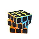 hesapli Sihirli Küp-Rubik küp Karbon fiber 3*3*3 Pürüzsüz Hız Küp Sihirli Küpler bulmaca küp Mat Çocuklar için Yetişkin Oyuncaklar Unisex Genç Erkek Genç Kız Hediye