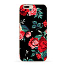 Para iPhone X iPhone 8 iPhone 8 Plus Carcasa Funda Diseños Cubierta Trasera Funda Flor Suave TPU para Apple iPhone X iPhone 8 Plus iPhone
