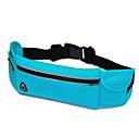 hesapli Sırt Çantaları ve Çantalar-0.8 L Bel Çantaları - Su Geçirmez, Kaymaz Açık hava Kamp & Yürüyüş Terylene Yeşil, Mavi, Siyah