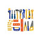 preiswerte Zauberrequisiten-Tue so als ob du spielst Spielwerkzeuge Werkzeugkästen Neuartige Sicherheit Kunststoff Kinder Unisex Jungen Mädchen Spielzeuge Geschenk