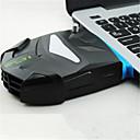 hesapli Laptop Adaptörleri-Soğutucu Parçalar Siyah Mavi Beyaz