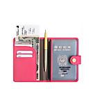 ieftine Accesorii de Călătorie-Geantă Pașaport & ID Impermeabil / Portabil / Accesorii Bagaj pentru Haine PU piele / Mată Unisex
