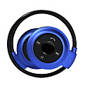 cheap Headsets & Headphones-On Ear Wireless Headphones Plastic Sport & Fitness Earphone with Volume Control / with Microphone Headset
