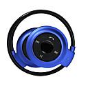 hesapli Kulaklık Setleri ve Kulaklıklar-Kulak Üzerindeyim Kablosuz Kulaklıklar Plastik Spor ve Fitness Kulaklık Ses Kontrollü / Mikrofon ile kulaklık
