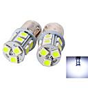 billiga Bakljus-2pcs 1156 Bilar Glödlampor SMD 5050 135lm LED Baklykta For Universell