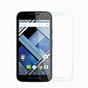 hesapli Galaxy S Serisi Kılıfları / Kapakları-Ekran Koruyucu Motorola için Moto G3 Temperli Cam 1 parça Yüksek Tanımlama (HD)
