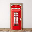 رخيصةأون الأساور الذكية-ملصقات الباب - لواصق حياة هادئة غرفة الجلوس / غرفة النوم