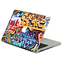 hesapli Mac Stickerlar-1 parça Deri Etiket için Çizilmeye Dayanıklı Karton Tema PVC MacBook Pro 15'' with Retina / MacBook Pro 15'' / MacBook Pro 13'' with Retina