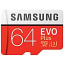 olcso USB pendrive-ok-SAMSUNG 64 GB Micro SD kártya TF kártya Memóriakártya UHS-I U3