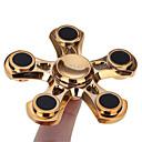 voordelige Fidget spinners-Hand spinne Fidget spinners / Hand Spinner voor Killing Time / Stress en angst Relief / Focus Toy Metallic Klassiek Stuks Jongens