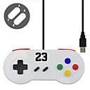 hesapli Wii U Aksesuarları-USB Kumanda Aygıtları Joystick - Nintendo 3DS Oyun Kolu Kablolu #