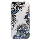 Buy Case Cover Rhinestone Glow Dark Frosted Translucent Pattern Back Flower Soft TPU Samsung A3(2017) A5(2017)