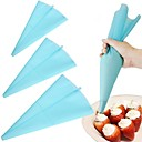 abordables Gadgets & Ustensiles de Cuisine-Outils de cuisson Silicone Economique Pain / Gâteau / Cupcake Outil de décoration
