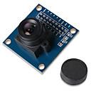 ieftine Senzori-ov7670 modul camera VGA 300kp pentru Arduino (funcționează cu placi Arduino oficiale)