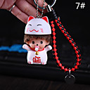cheap Kids At Home-Bag / Phone / Keychain Charms PVC Cell Phone Charms Cell Phone Universal Accessories