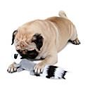 hesapli Motorsiklet ve ATV Parçaları-Peluş Oyuncaklar Ses Çıkaran Oyuncaklar Tatlı Ses Çıkaran Sincap Sincap Kumaş Uyumluluk Kedi Köpek