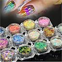 preiswerte Make-up & Nagelpflege-Pailletten Klassisch Nagel-Kunst-Design Alltag