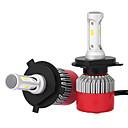 hesapli Araba Ön Farlar-H4 Araba Ampul 36W Entegre LED 3600lm LED Kafa Lambası