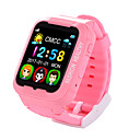 Buy iPS-A03G Kids GPS Tracker MTK2503 Smart Watch 2.5D Touch Screen Camera Real Time Monitor Children's Waterproof AGPS LBS Positioning