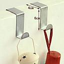 رخيصةأون خزانة غرفة النوم و المعيشة-بلاستيك طبيعي متعددة الوظائف الصفحة الرئيسية منظمة, 1SET خطاف الباب خطاف الحداثة خطاف المطبخ خطاف حمام خطاف شنط