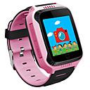 tanie Makijaż i pielęgnacja paznokci-Inteligentny zegarek YYY21 for iOS / Android Ekran dotykowy / Spalone kalorie / Krokomierze Rejestrator aktywności fizycznej / Rejestrator snu / Znajdź moje urządzenie / Długi czas czuwania