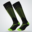 hesapli LEDler-Basit Spor Çorapları / Atletik Çoraplar Erkek Çoraplar Tüm Mevsimler Anti-Kayma / Aşınmaz Pamuklu Futbol