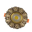 preiswerte LED Doppel-Pin Leuchten-3W 1 LEDs Einbauleuchten Warmes Weiß Kühles Weiß Natürliches Weiß 85-265V Indoor Flur / Treppenhaus Wohn- / Esszimmer