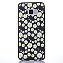 cheap iPhone Cases-Case For Samsung Galaxy S8 Plus / S8 Frosted / Pattern Back Cover Flower Soft TPU for S8 Plus / S8