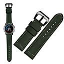 رخيصةأون أدوات الحمام-حزام إلى Fenix 5x / Fenix 3 Garmin عصابة الرياضة جلد طبيعي شريط المعصم