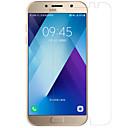 رخيصةأون ساعات الرجال-حامي الشاشة Samsung Galaxy إلى A3 (2017) PET 1 قطعة حامي شاشة أمامي ضد البصمات مقاومة الحك غير لامع نحيل جداً