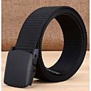 abordables Relojes de Mujer-Hombre Cinturón de Cintura - Clásico Color sólido