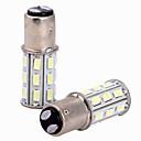 رخيصةأون مصابيح إشارات السيارات-2pcs 1157 سيارة لمبات الضوء 6 W SMD 5630 500 lm LED ضوء إشارة اللف
