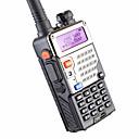 cheap Walkie Talkies-BAOFENG BUV-5RE Handheld Low Battery Warning / PC Software Programmable / Voice Prompt 3KM-5KM 3KM-5KM 1800 mAh 5 W Walkie Talkie Two Way Radio